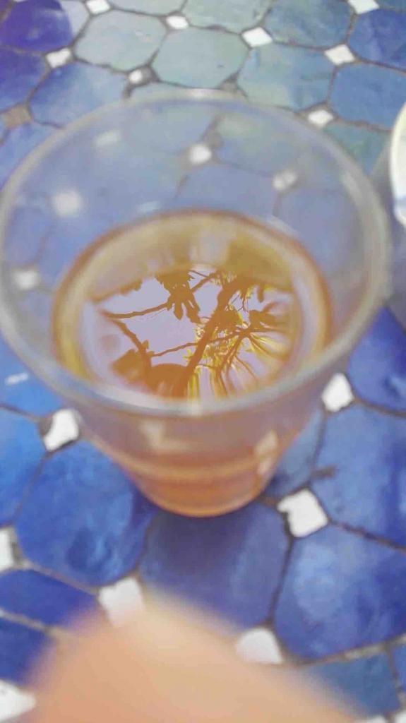 Azur et miel